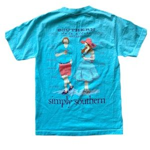 Simply Southern date Attire T- Shirt